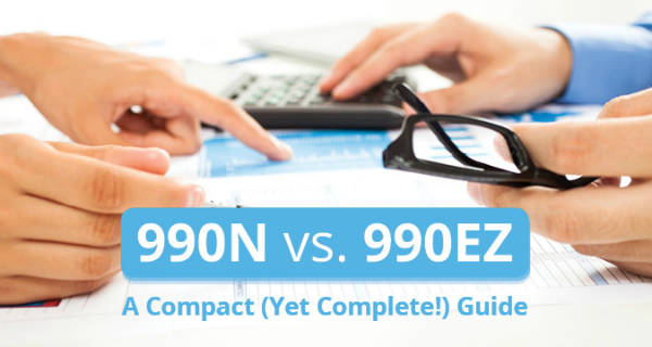 990N vs. 990EZ | A Compact (Yet Complete!) Guide