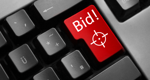 Anti-sniping feature available for online bidding