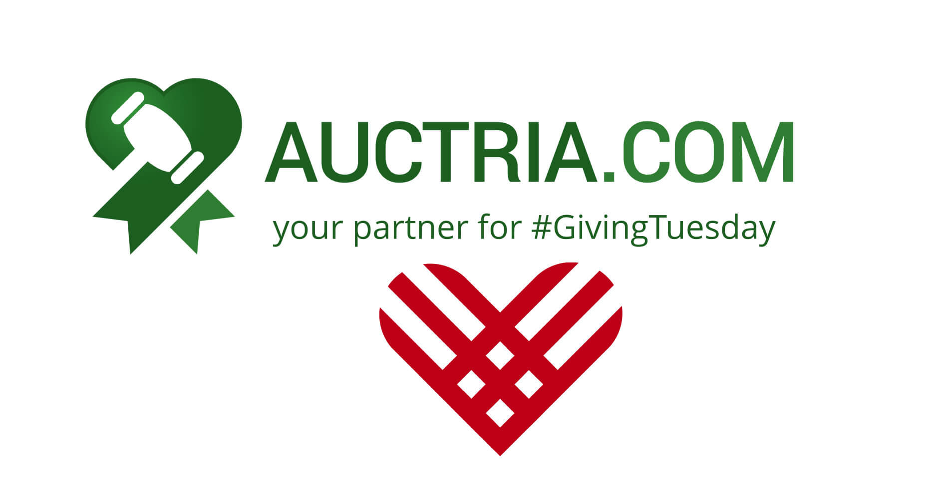 #GivingTuesday & Auctria, a perfect match